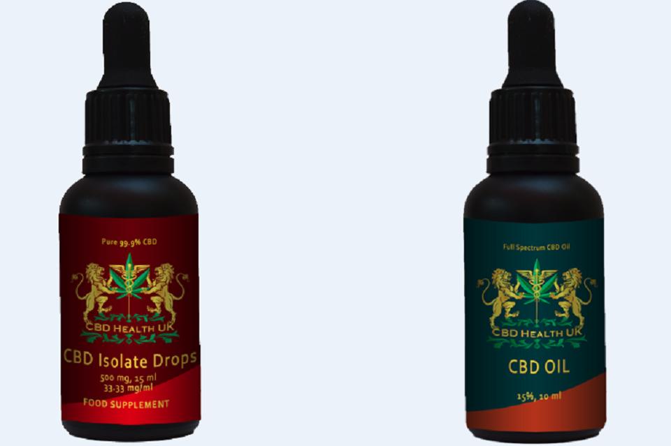 buy pure CBD isolate online